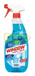 Window spray 750 ml płyn do szyb