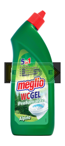 Meglio żel do WC 750 ml