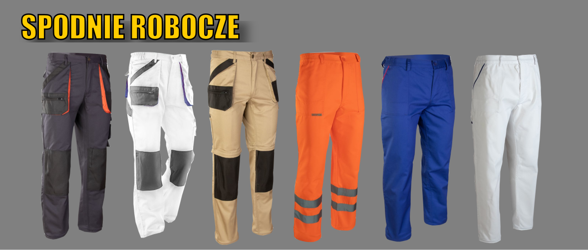 Odzież Ochronna Ubrania Robocze Artykuły Bhp Elde